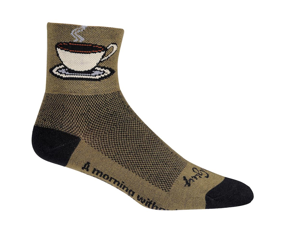 Sockguy Java Socks (Brown) (L/XL)