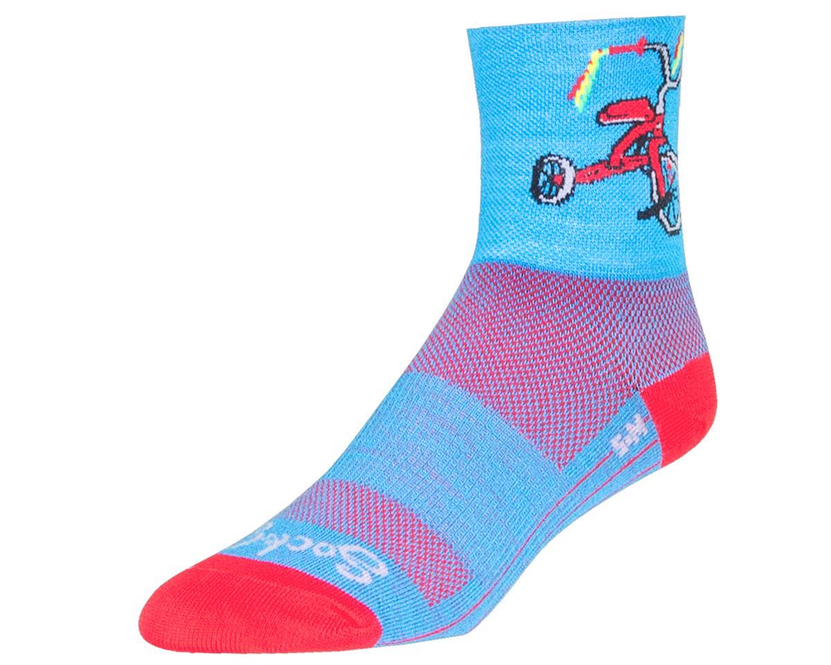"""Sockguy 4"""" Socks (Trike) (L/XL)"""