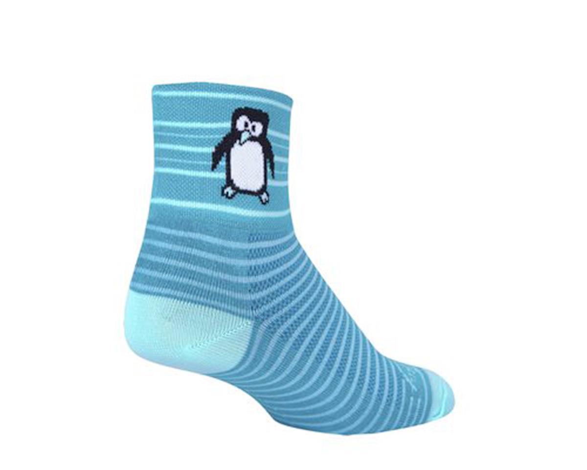 Sockguy Tux Socks (Blue) (S/M)