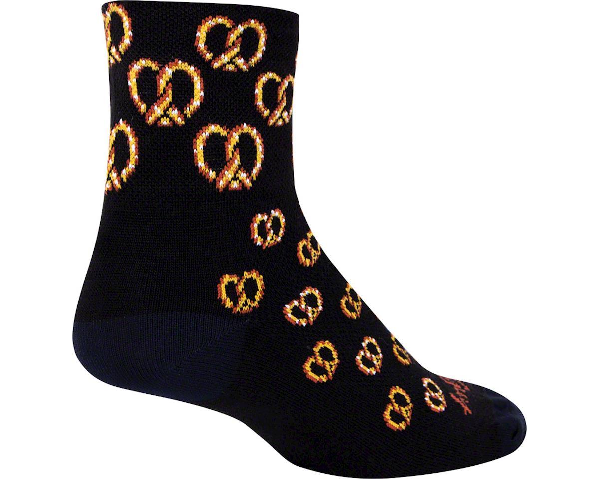 Twisted Socks (Black)