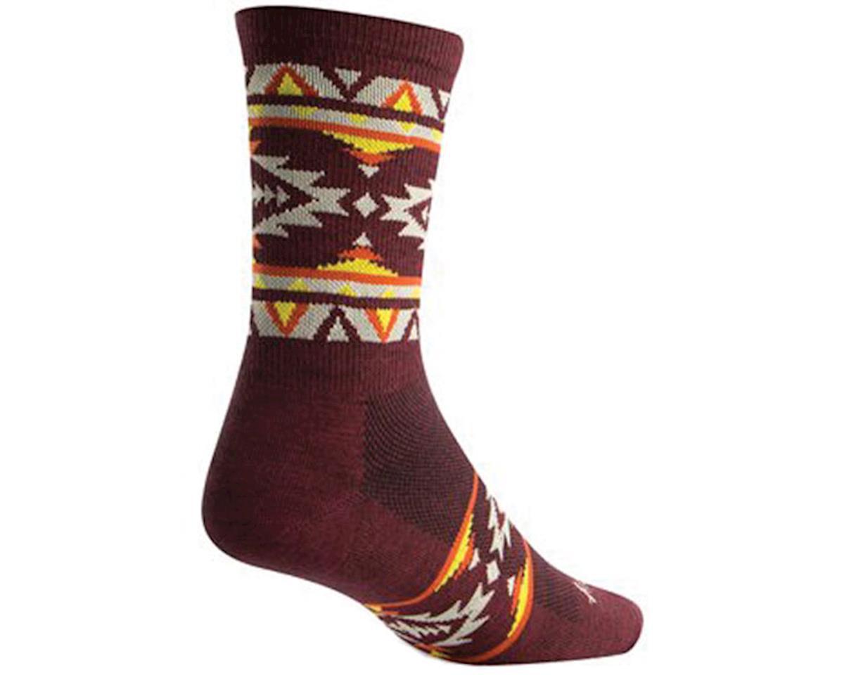 """Sockguy 6"""" Wool Socks (Tribe) (S/M)"""