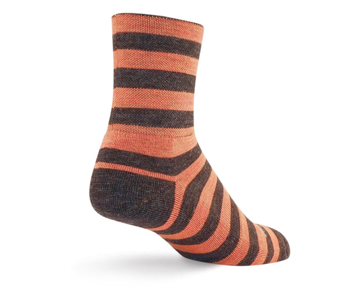 Sockguy Arctic Sun Wooligan Socks (S/M)