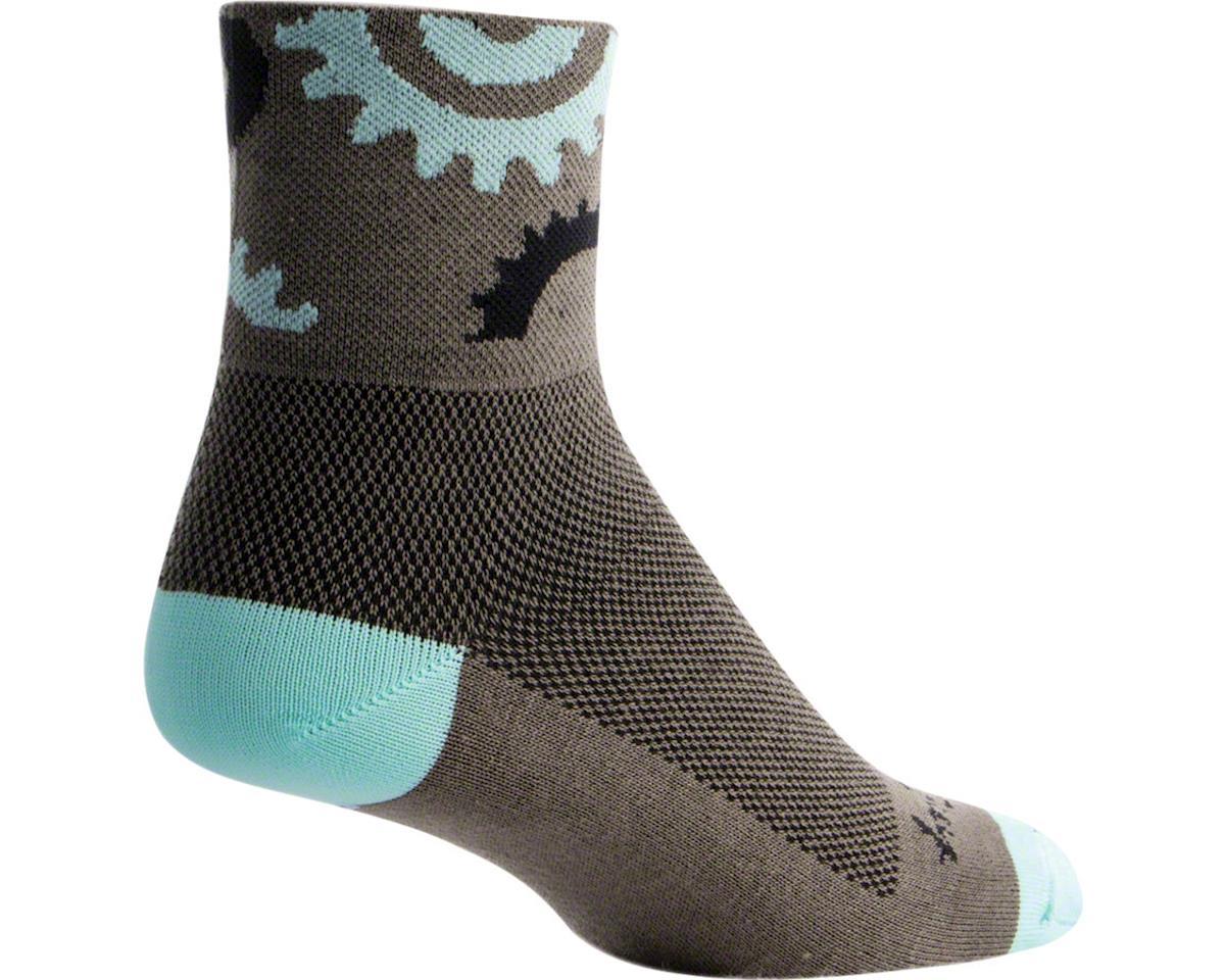 "Sockguy 3"" Socks (Widget) (S/M)"