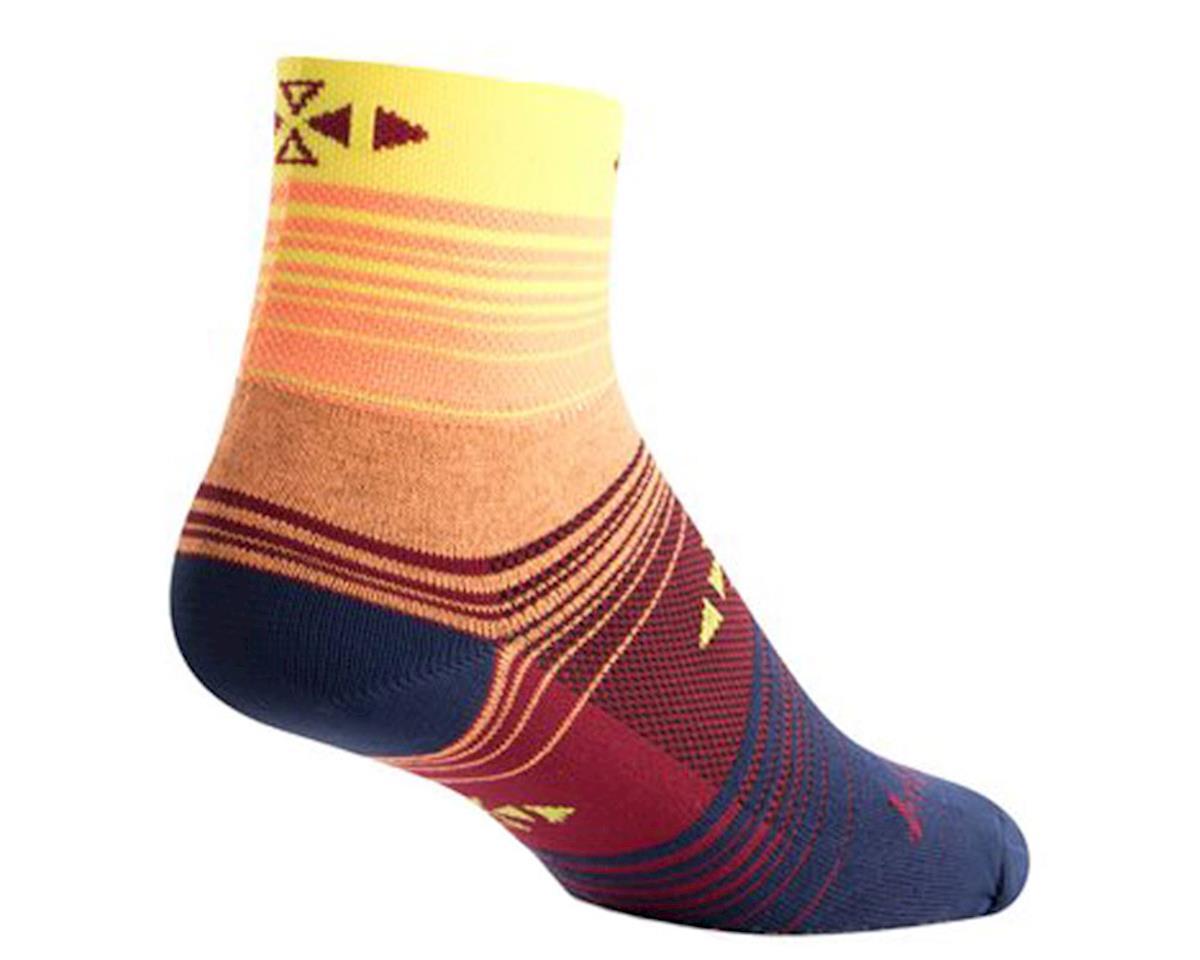 "Sockguy 3"" Socks (Wing Ding) (S/M)"