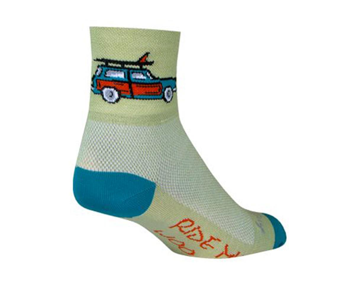 "Sockguy 3"" Socks (Woody) (S/M)"