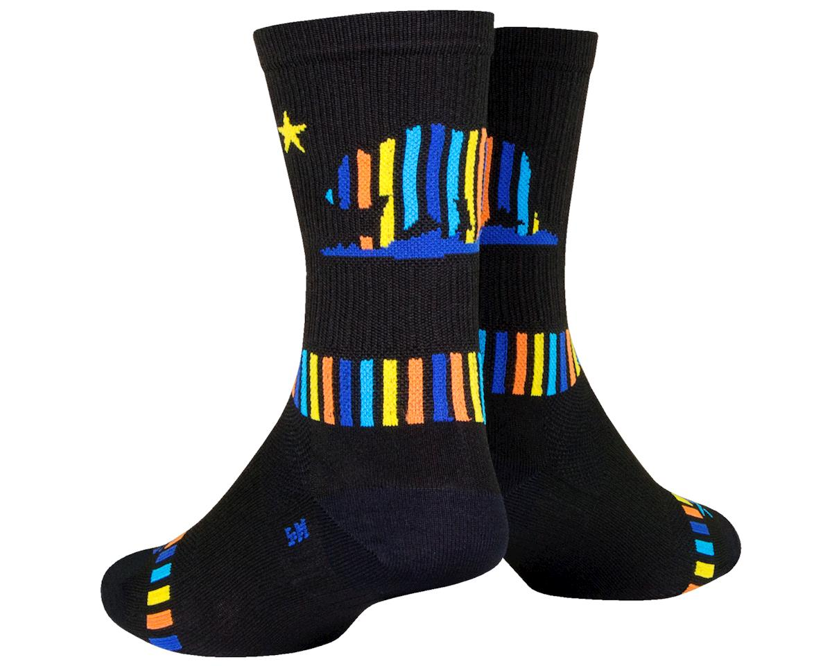 "Sockguy 6"" SGX Socks (Bearhug) (S/M)"