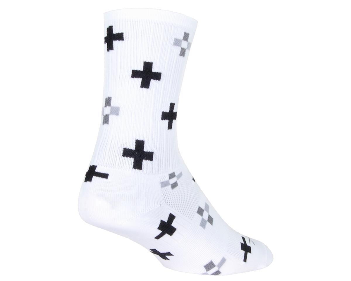 """Sockguy 6"""" SGX Socks (Crossroads) (S/M)"""