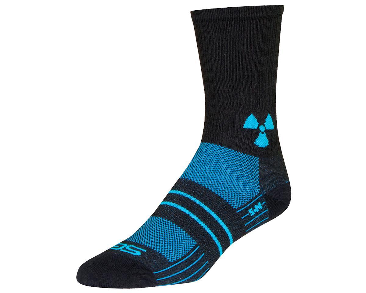 """Sockguy 6"""" SGX Socks (Nuke) (S/M)"""