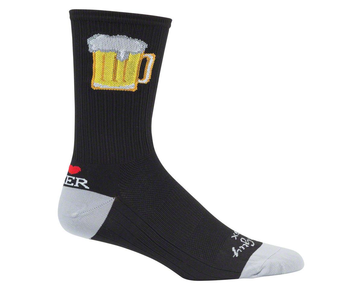 """Sockguy 6"""" SGX Socks (Tallboy) (L/XL)"""
