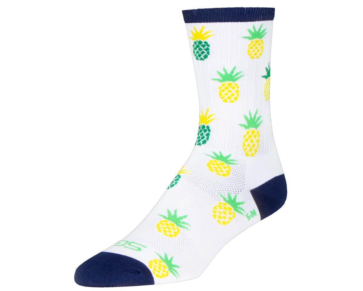 "Sockguy 6"" SGX Socks (Welcome) (L/XL)"