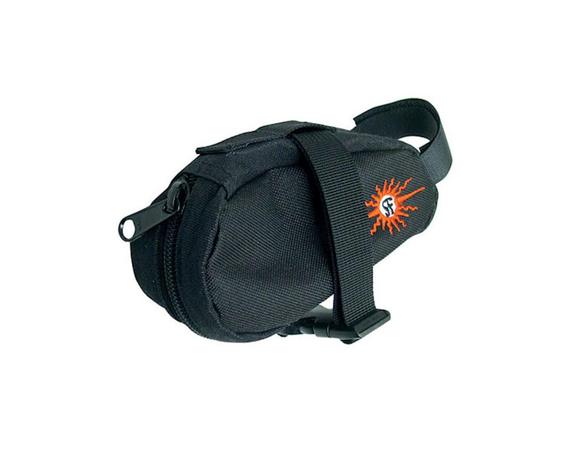 Soma Vicente Hemp Seat Bag (Black)