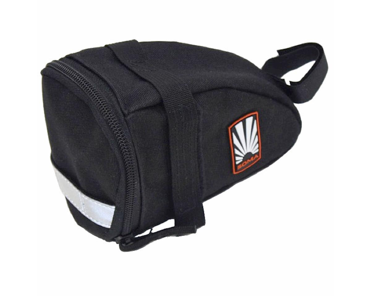 Soma Natoma Hemp Saddle Bag (Black)