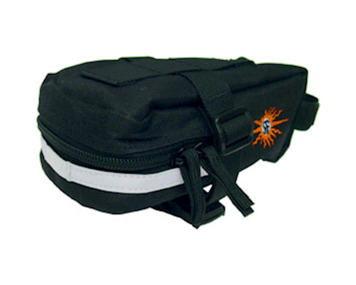 Soma Potrero Hemp Saddle Bag (Black)