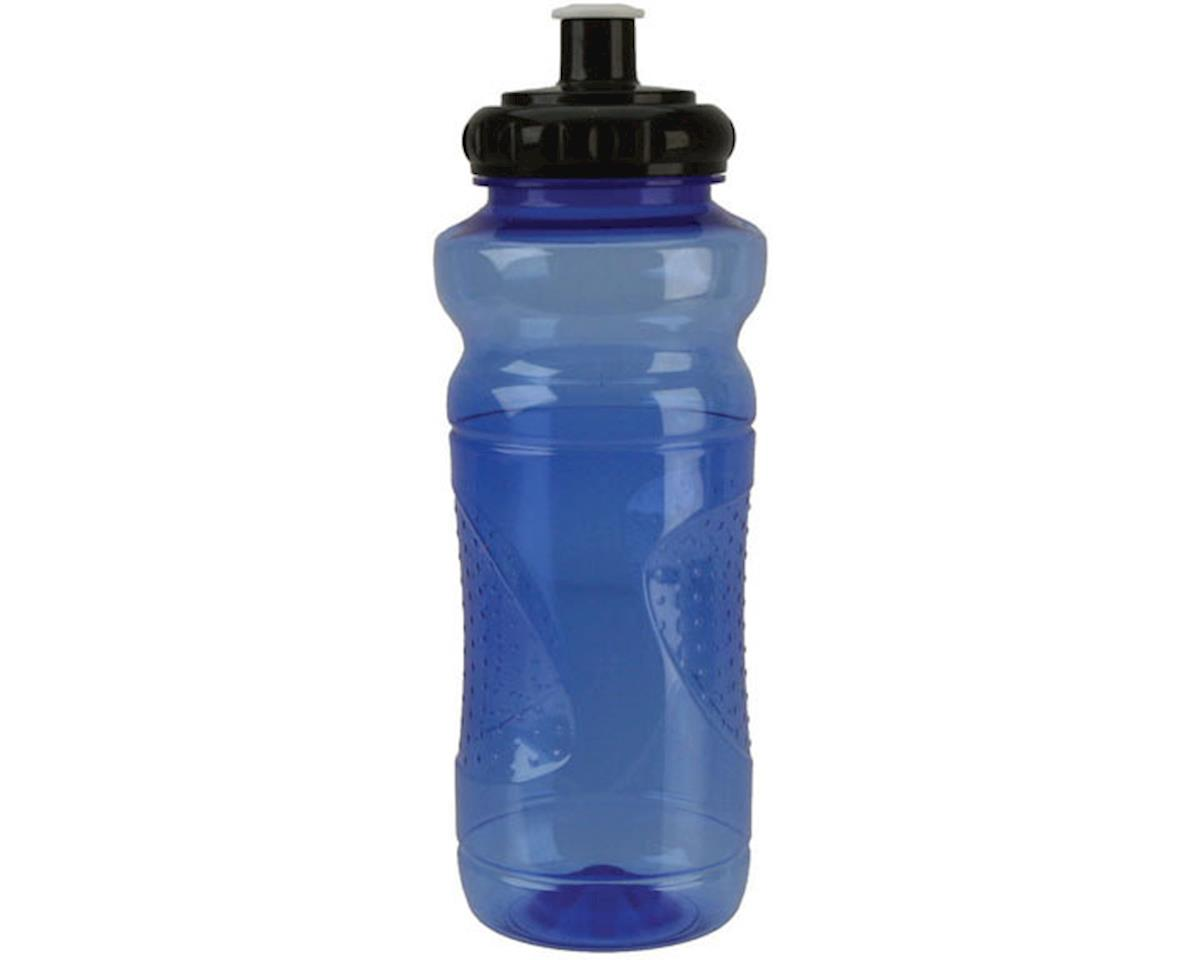 Soma Polypropylene Water Bottle (Blue/Black) (22oz)