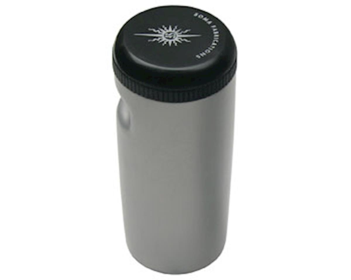 Soma Stash Bottle (Silver/Black) (L)
