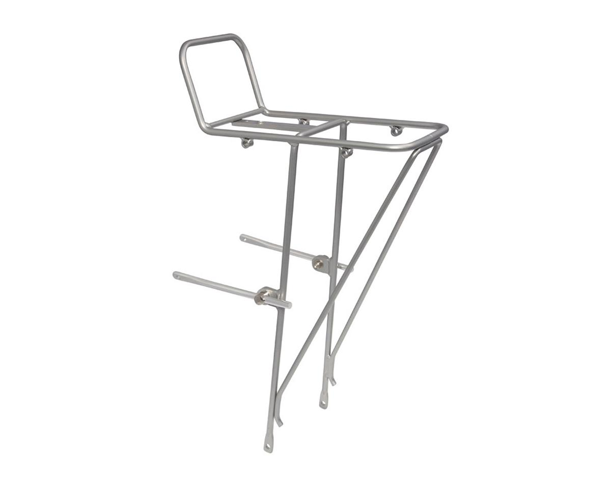 Soma Lucas 2 Mini Front Rack (Silver)