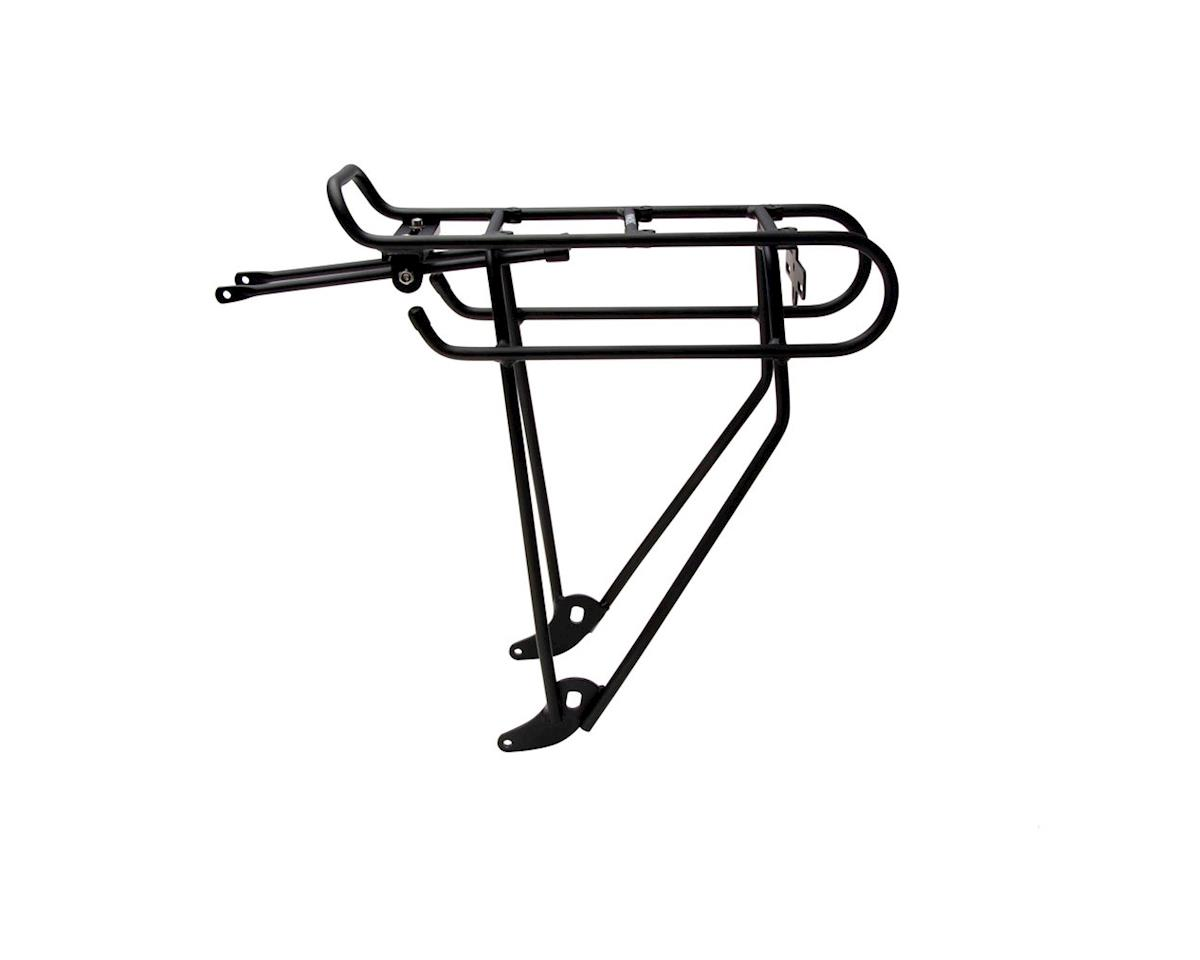 Soma Rakku Alloy Rear Rack (Black)