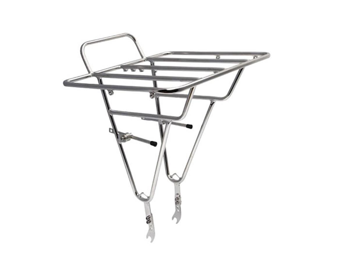Soma Porteur Front Cargo Rack (Stainless Steel)