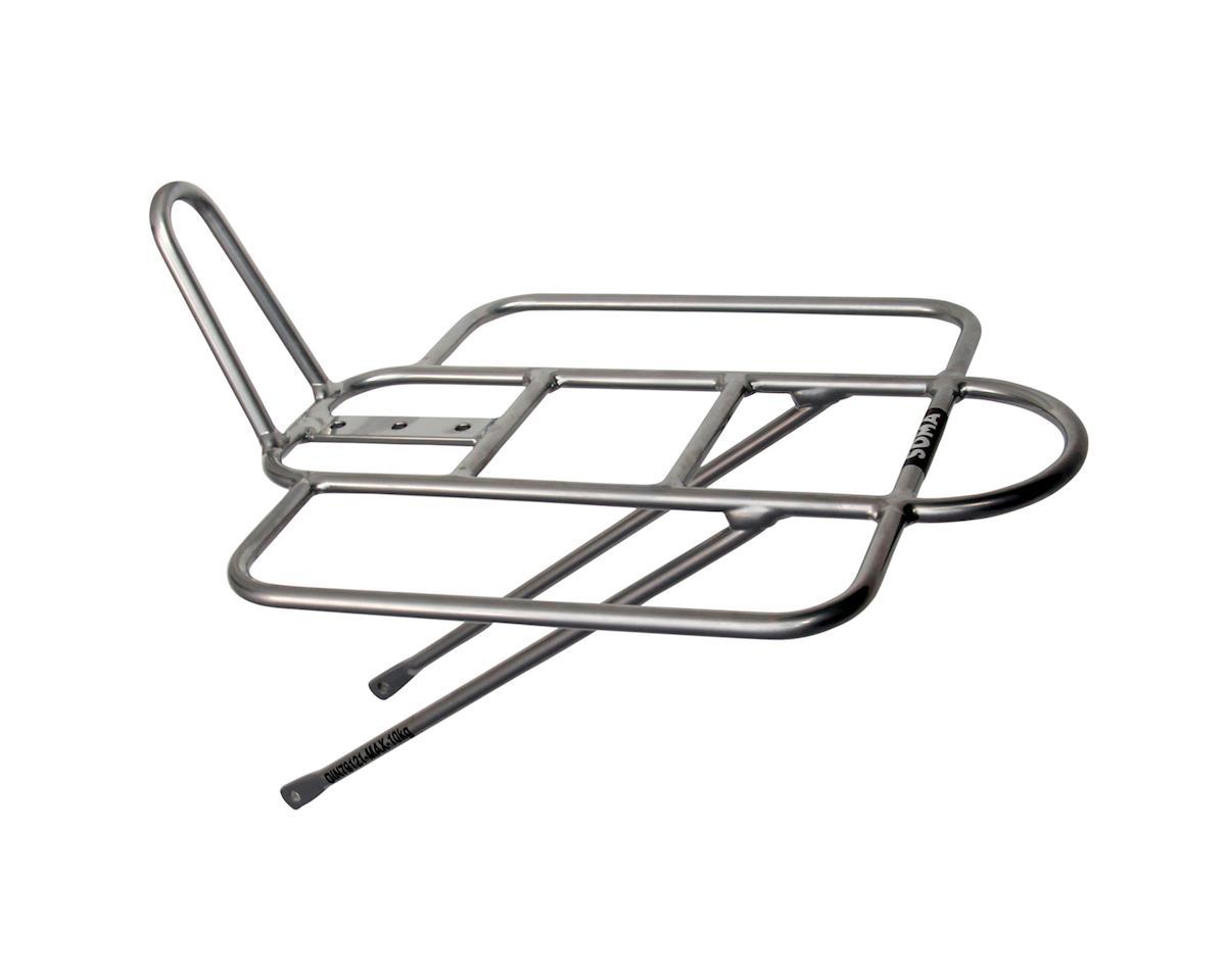 Soma Demi Porteur Front Cargo Rack (Silver)
