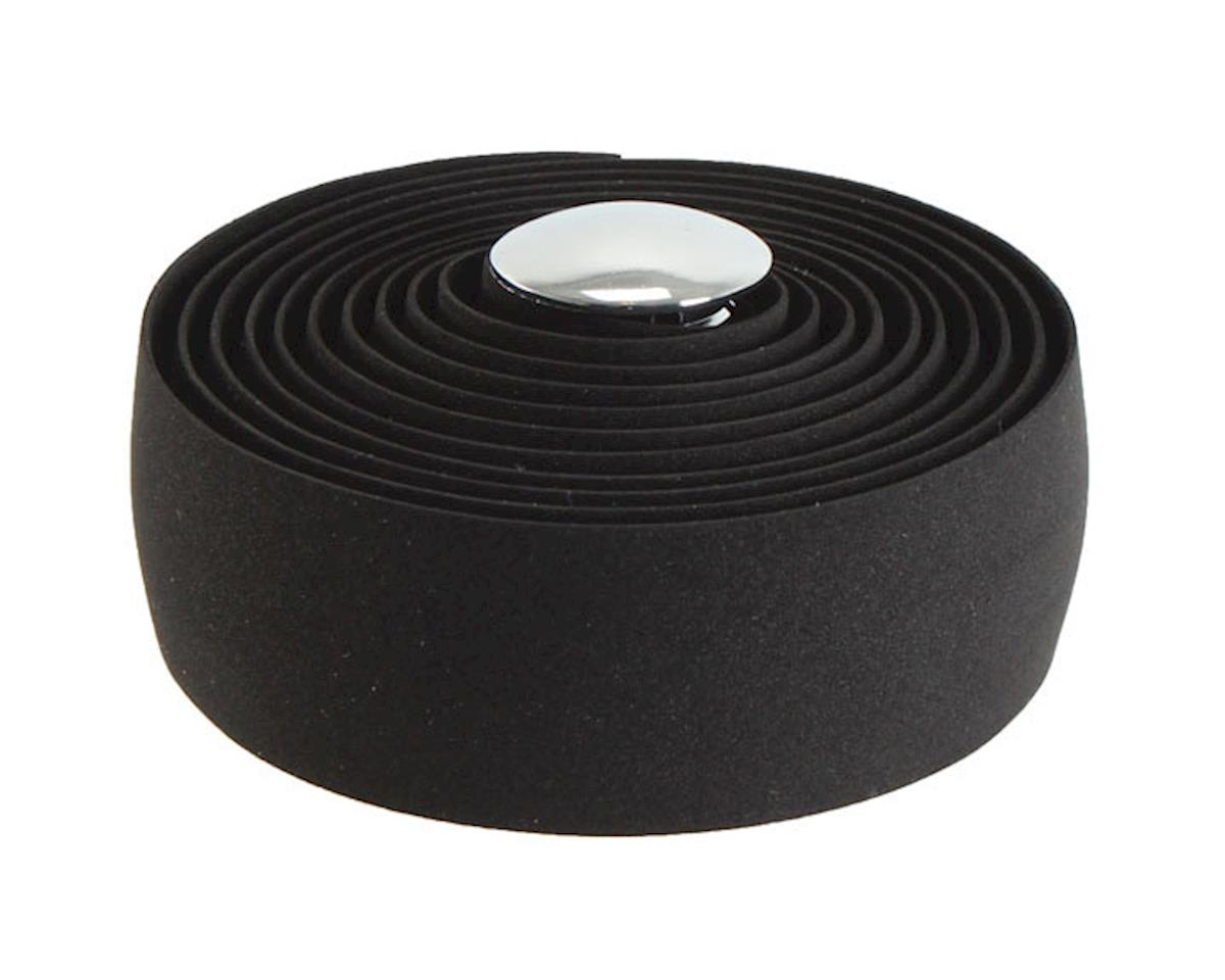26397 Soma Thick and Zesty Cork Bar Tape Charcoal Gray
