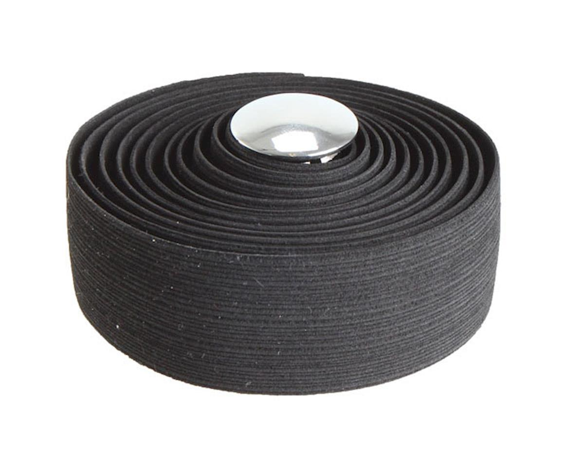 Soma Thick and Zesty Striated Bar Tape (Black)