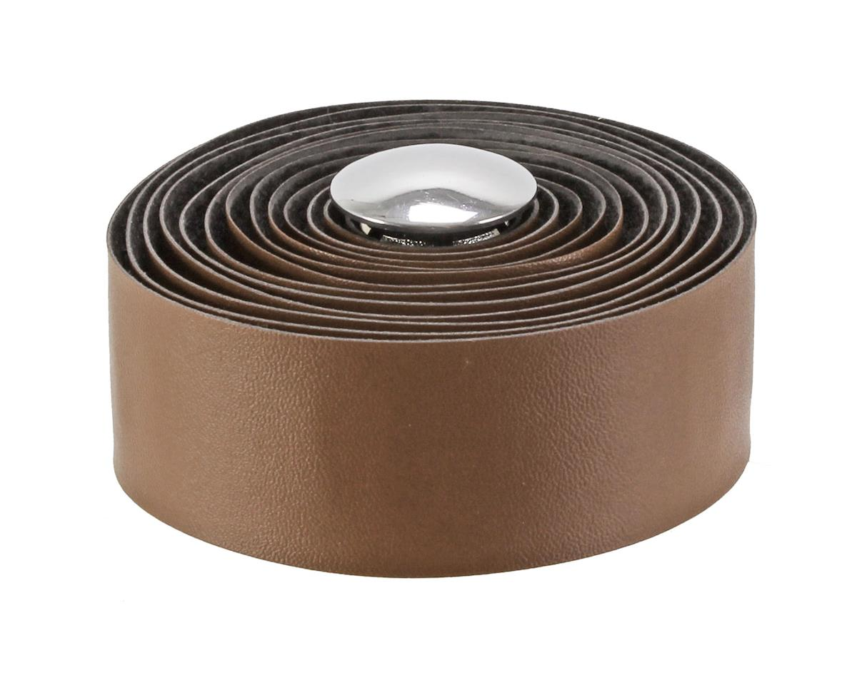 Soma Faux Leather Bar Tape (Brown)