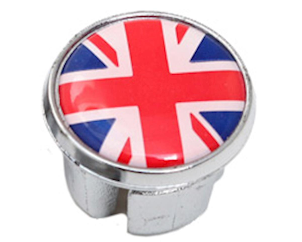 Soma International Flag Bar-End Plugs (UK)