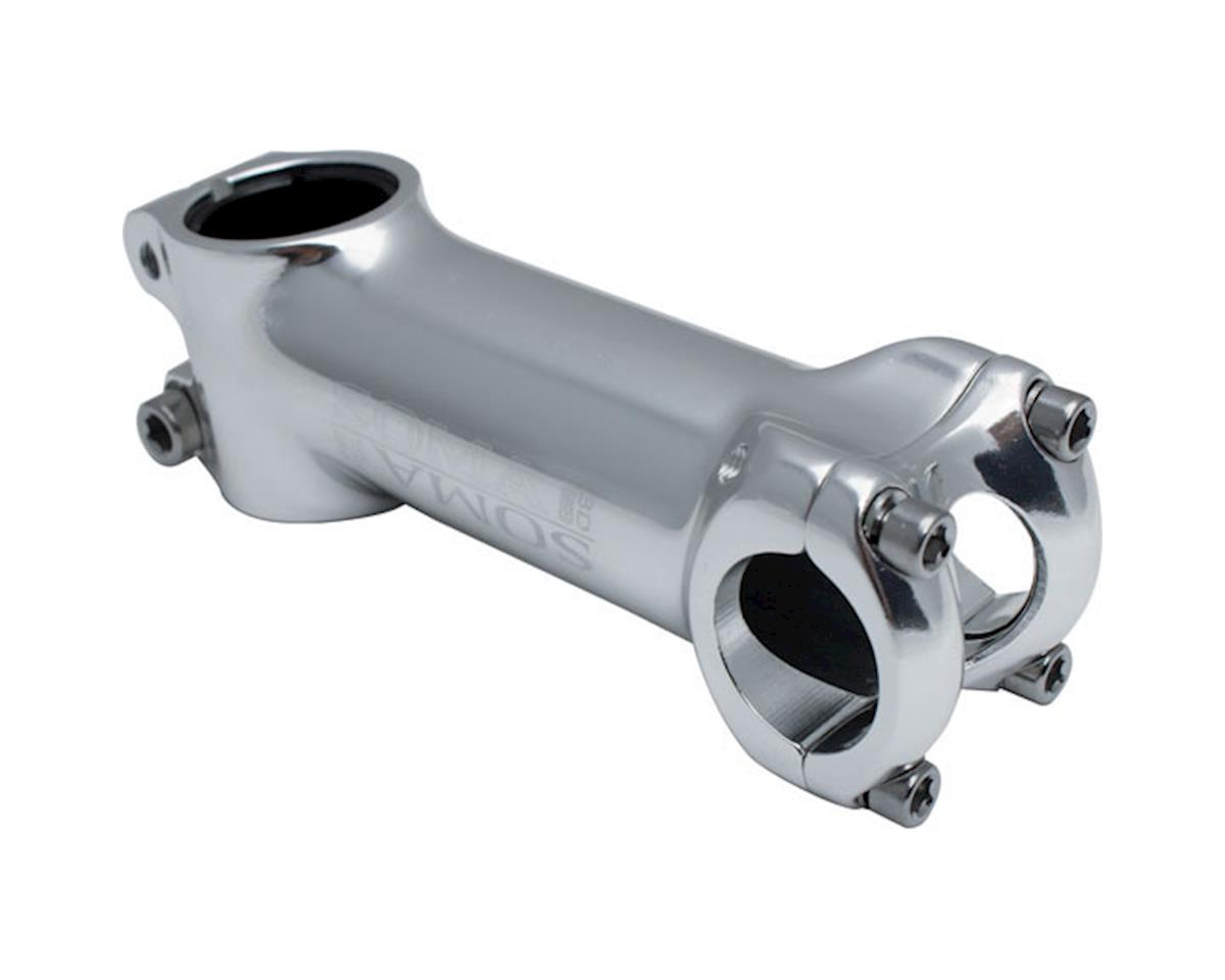 Soma Shotwell Stem (Silver) (25.4mm) (+/-7°) (100mm)