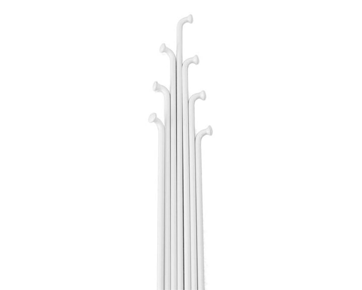 Soma Straight Gauge Spokes (White) (308mm) (36)