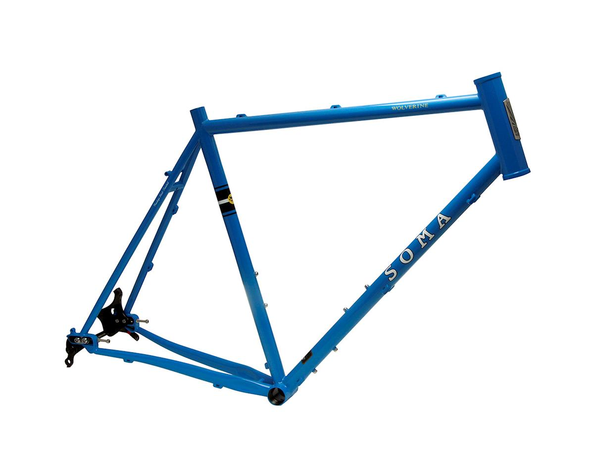 Soma Wolverine 4.0 A-Type Disc Frame (Blue) (52cm)