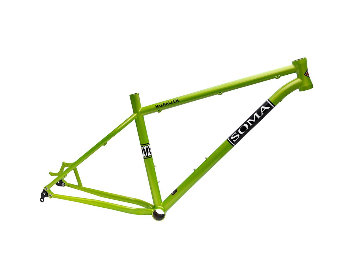 Soma Valhallen 27.5+ Mountain Frame (Green)