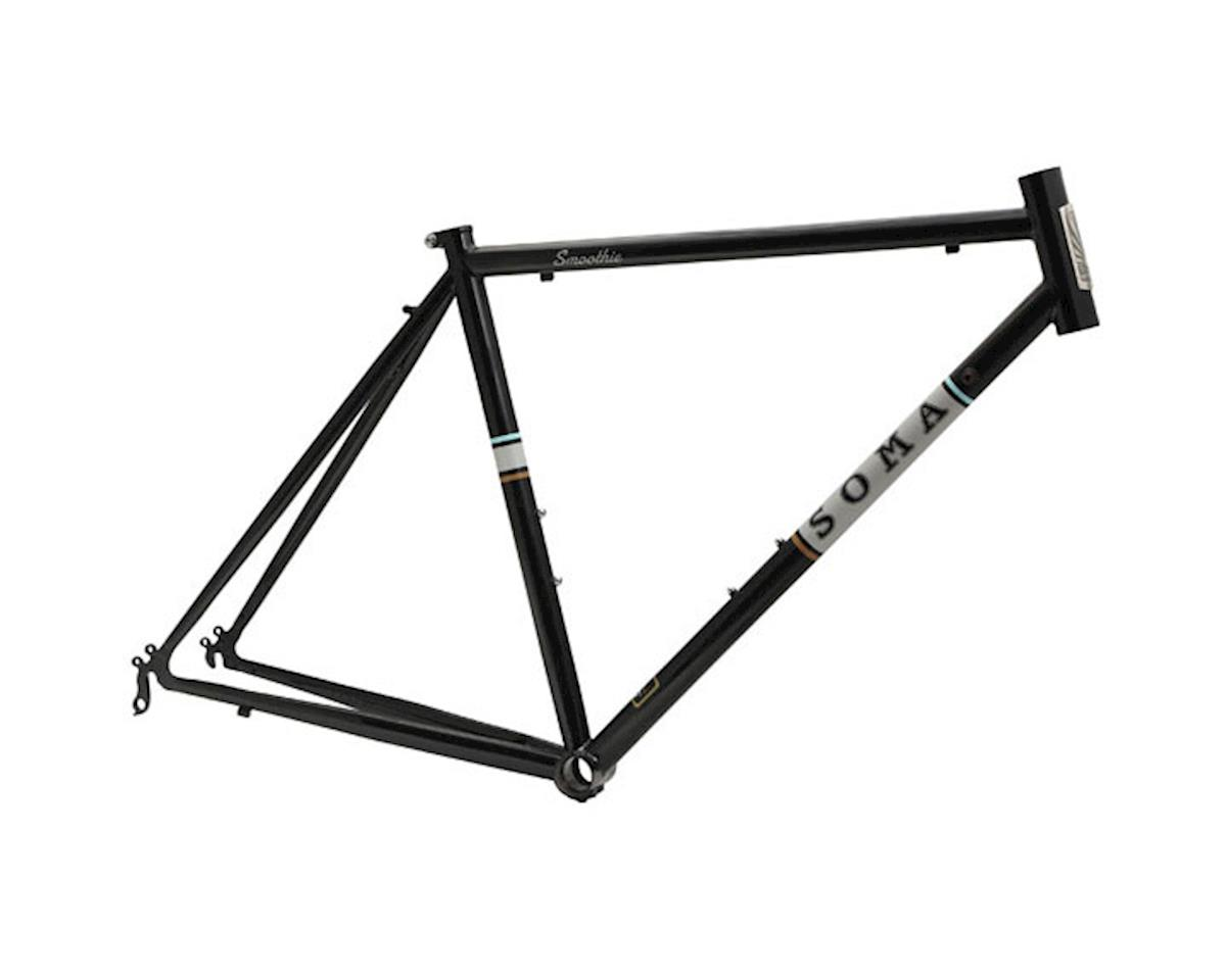 Soma Smoothie Road Frame (Slick Black) (48cm)