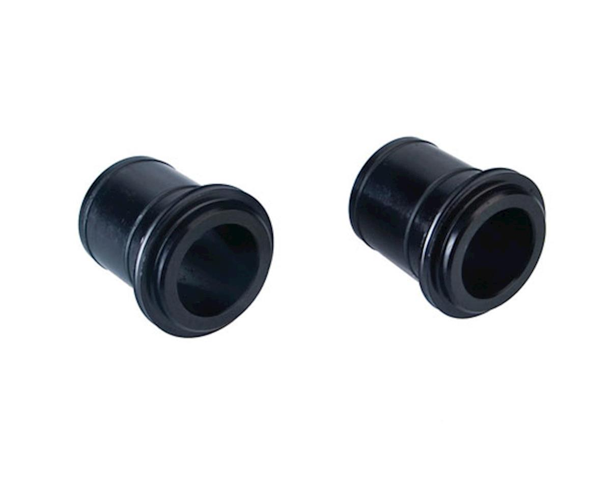 Spank 15mm Thru Axle Adapter Kit for Spoon-20 Front Hubs [C08KT02AM000SPK]