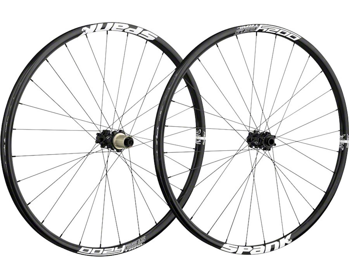 "Oozy Trail-295 Bead-BiteWheelset , 29"", 28H, 29mm width, 142x12mm Thru R / 100x15 F, with 20mm Adapter Incl. front"