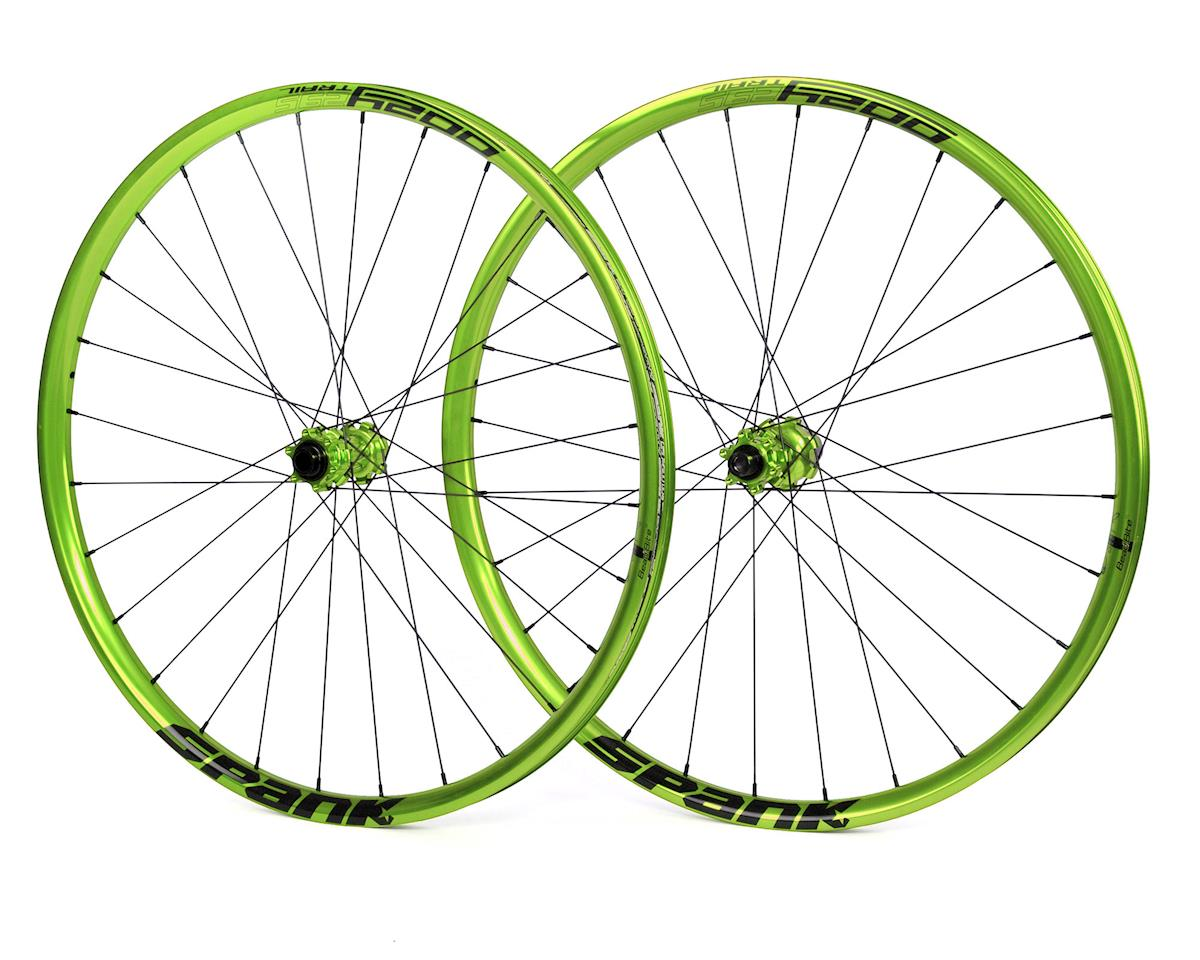"Oozy Trail 295 Bead-Bite Wheelset 27.5"" (Green)"