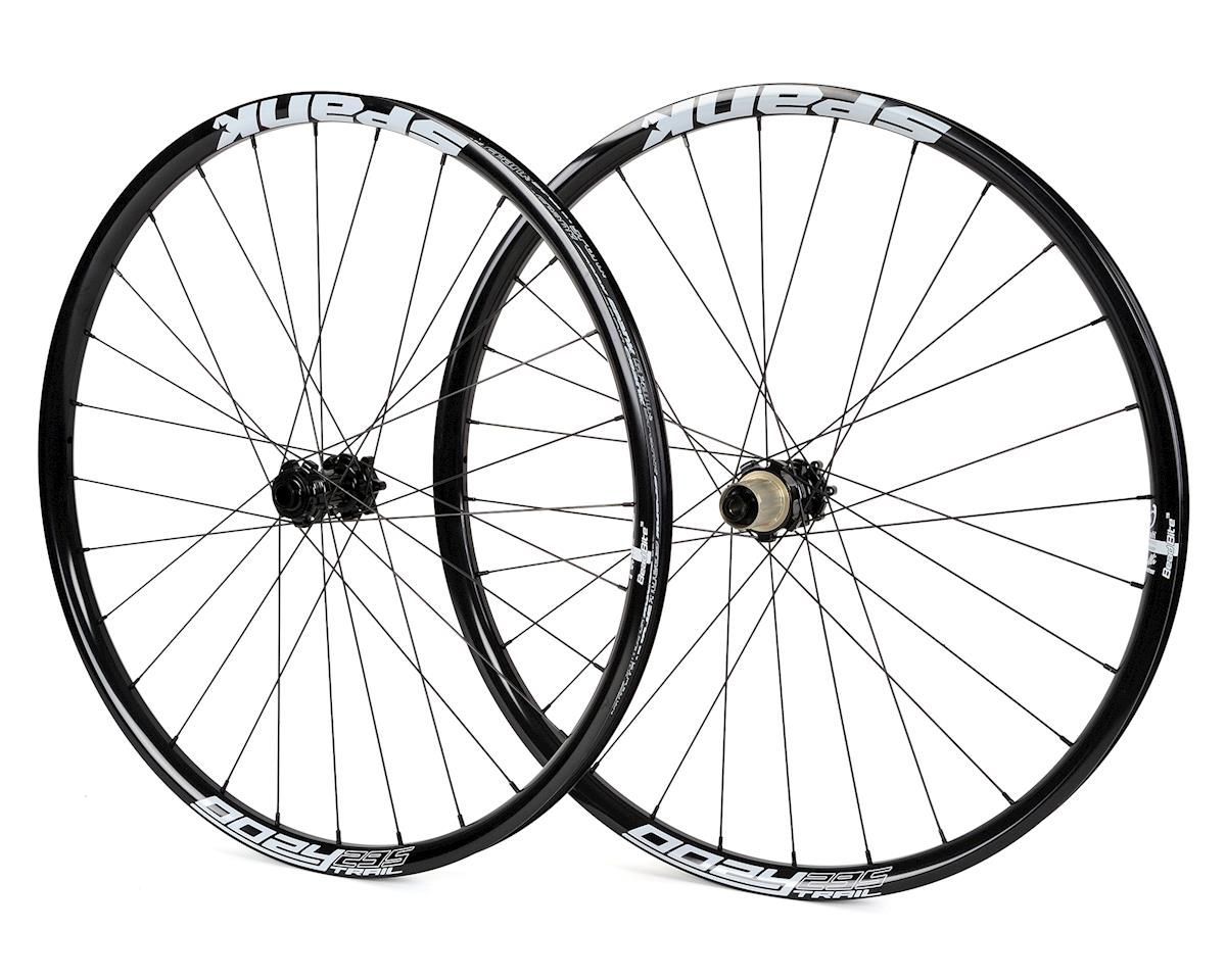 Spank Oozy Trail 295 Bead Bite Wheelset 27 5 Black