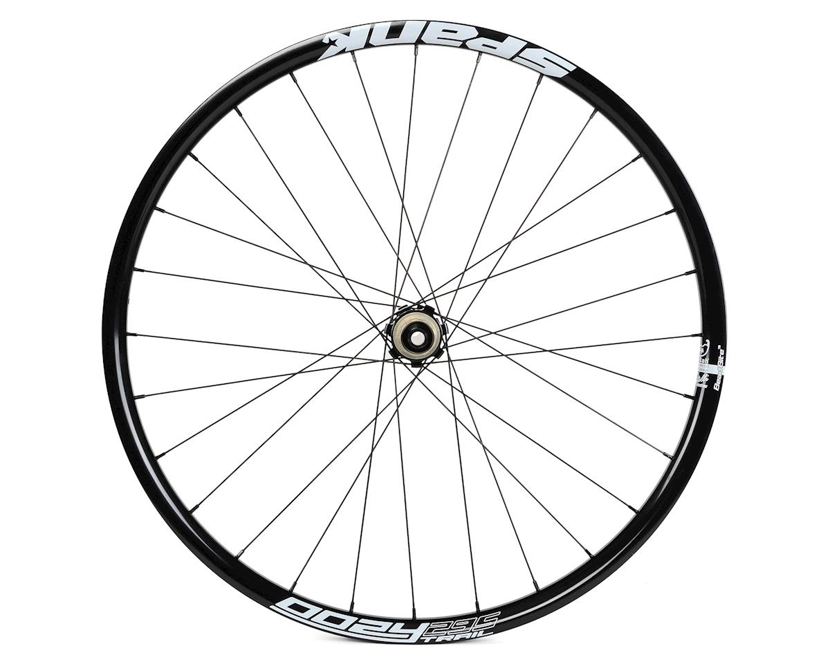 "Spank Oozy Trail 295 Bead-Bite Wheelset 27.5"" (Black)"
