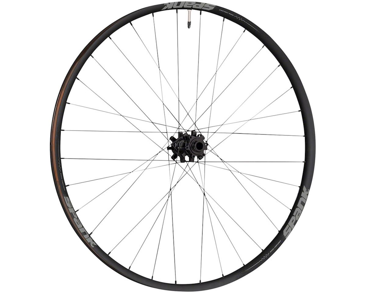 "Spank Oozy 350 Boost Wheelset: 27.5"" 15 x 110mm Front 12 x 148mm Rear XD Freehub"