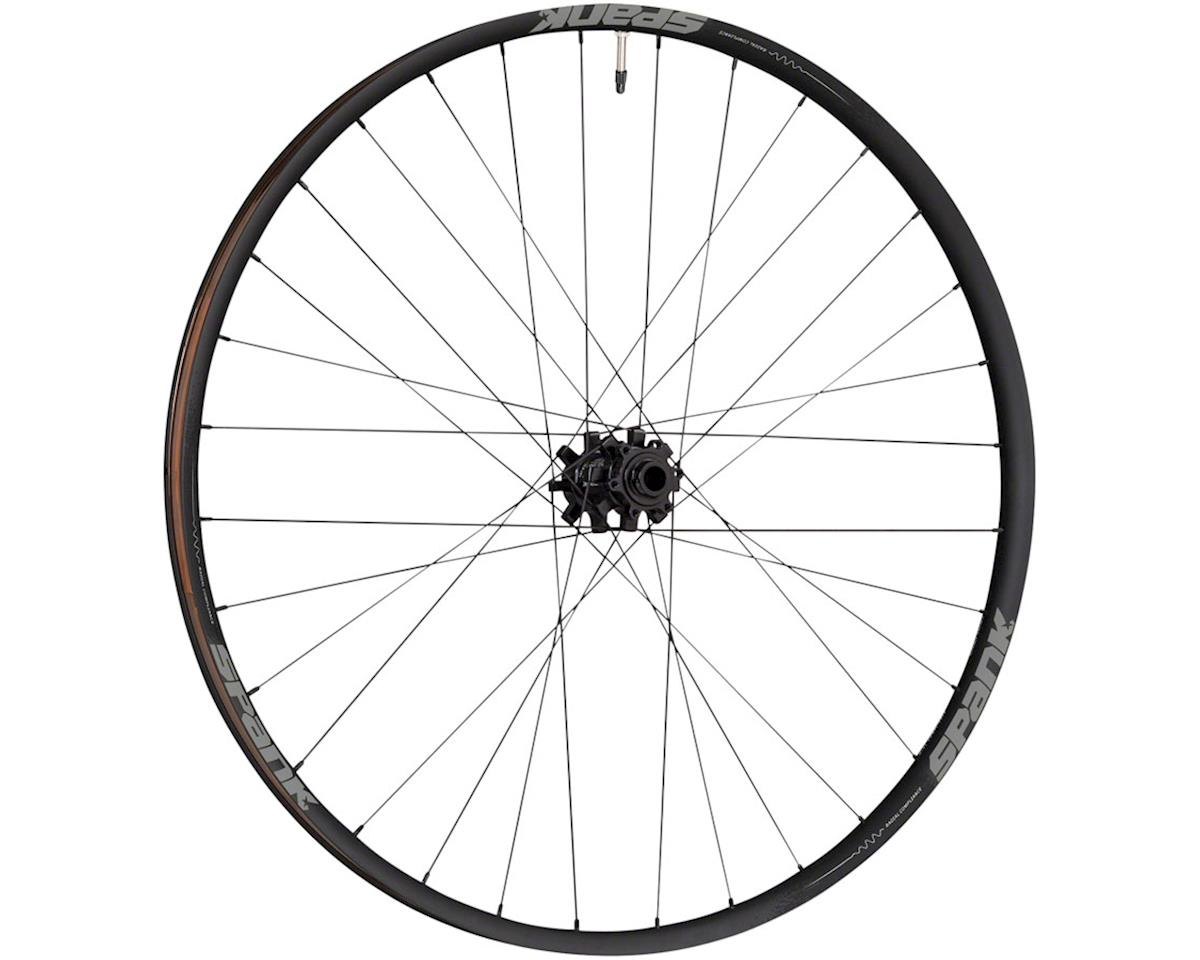 "Spank Oozy 350 Boost Wheelset: 29"" 15 x 110mm Front 12 x 148mm Rear XD Freehub,"