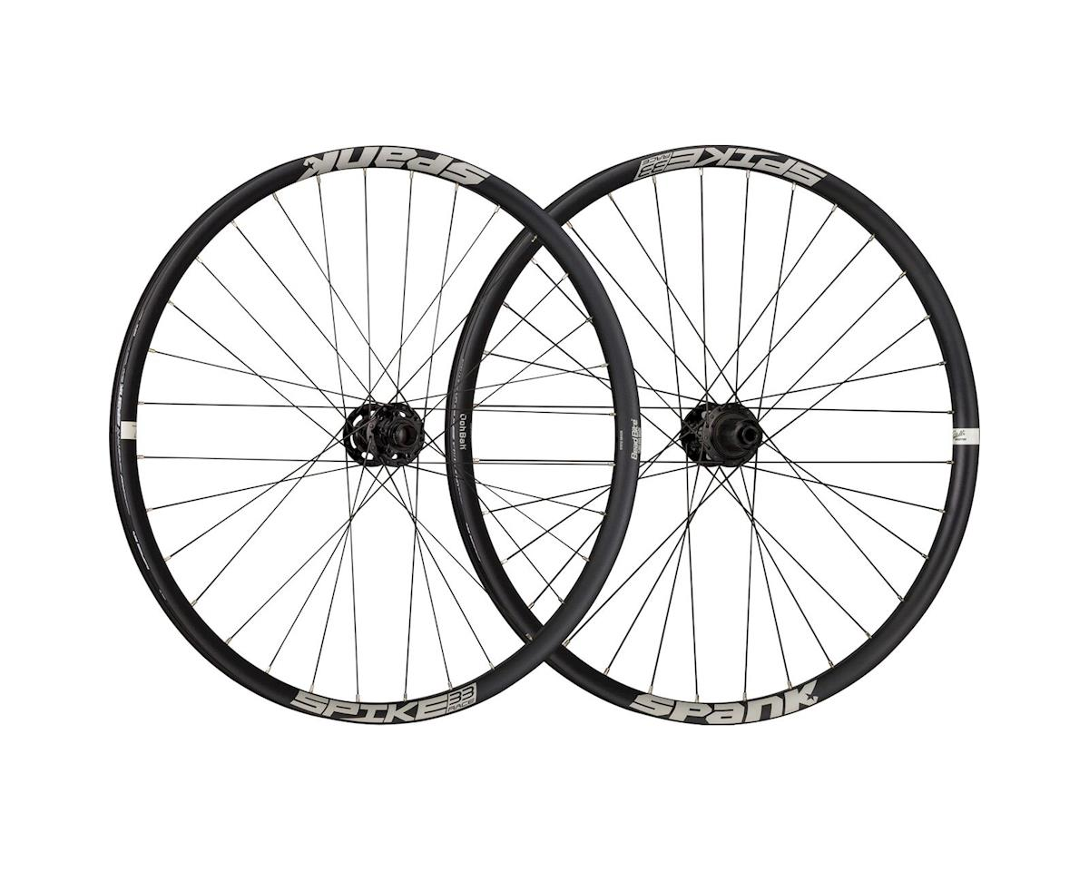 "Spike Race 33 27.5"" wheelset, 12x135+12x142, HG"