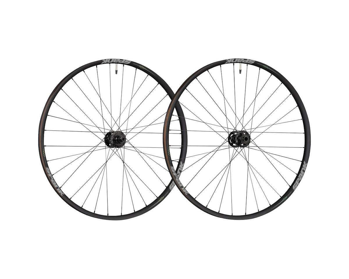 "Spank Spike 350 Vibrocore 29"" wheelset, 12x135+12x142, HG"