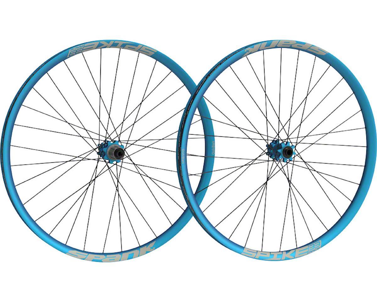 """Spike Race 33 27.5"""" DH Wheelset 20x110mm Front, 12x150mm Rear, Steel Shima"""