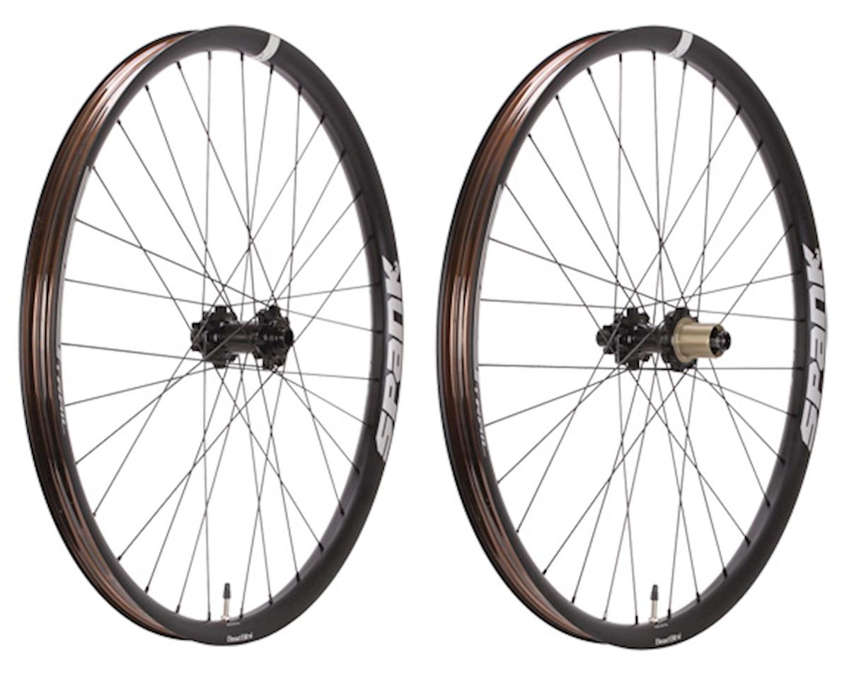 Spike Race 33 Wheelset: 29 20 x 110mm Front 12x 150/157mm Rear Shimano 10/
