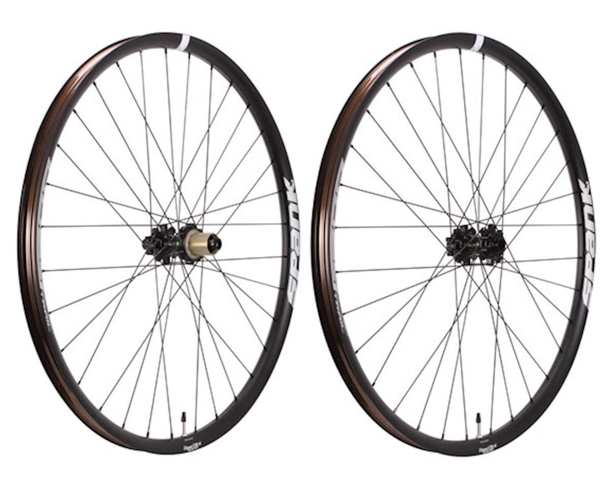"Oozy Trail 345 27.5"" wheelset, 10x135+12x142, XD, blk"