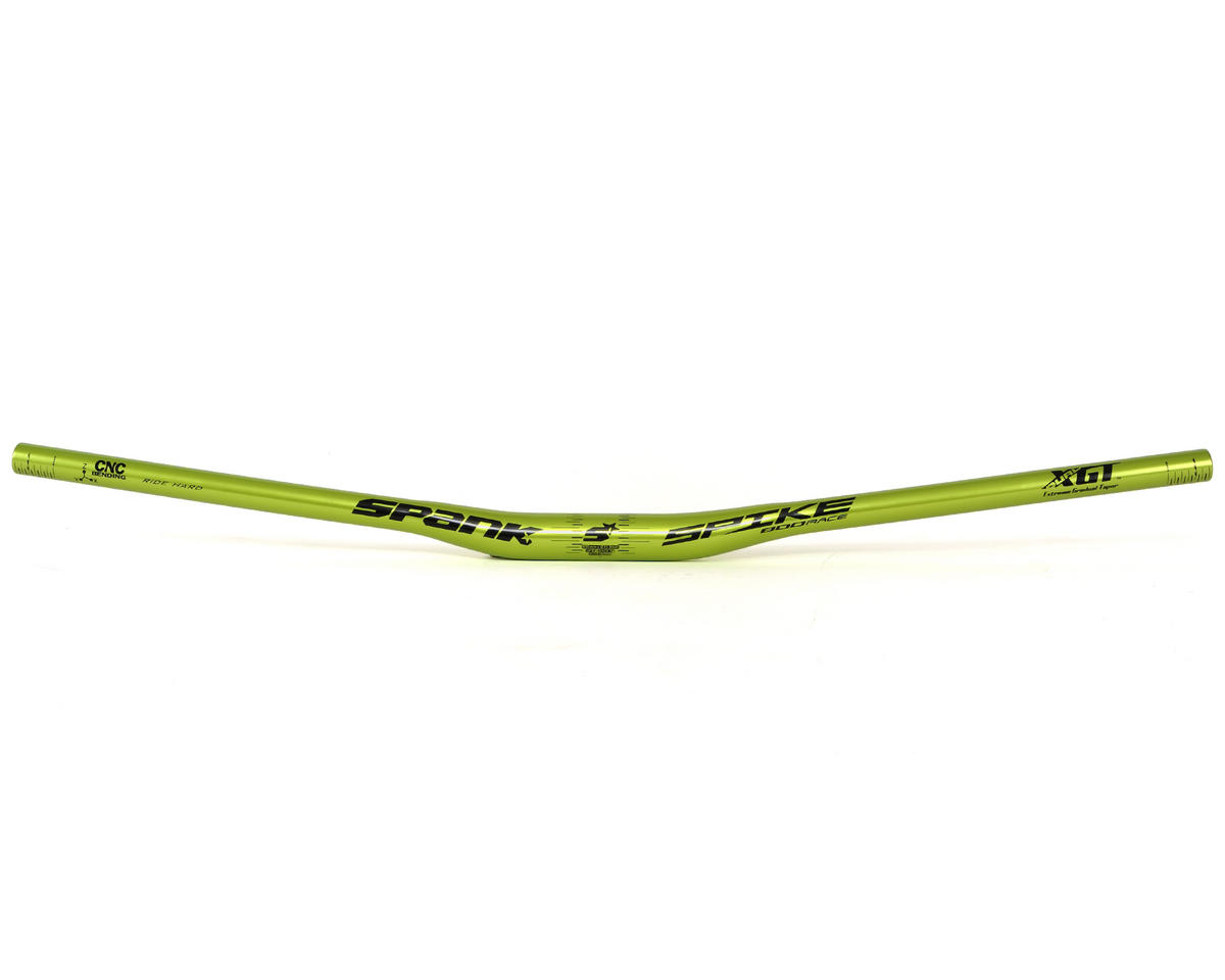 Spank Spike 800 Race Riser Bar (15mm) (Emerald Green)