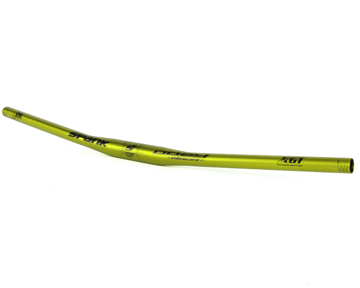 Oozy Vibrocore Riser Bar (5mm Rise) (760mm) (Green)