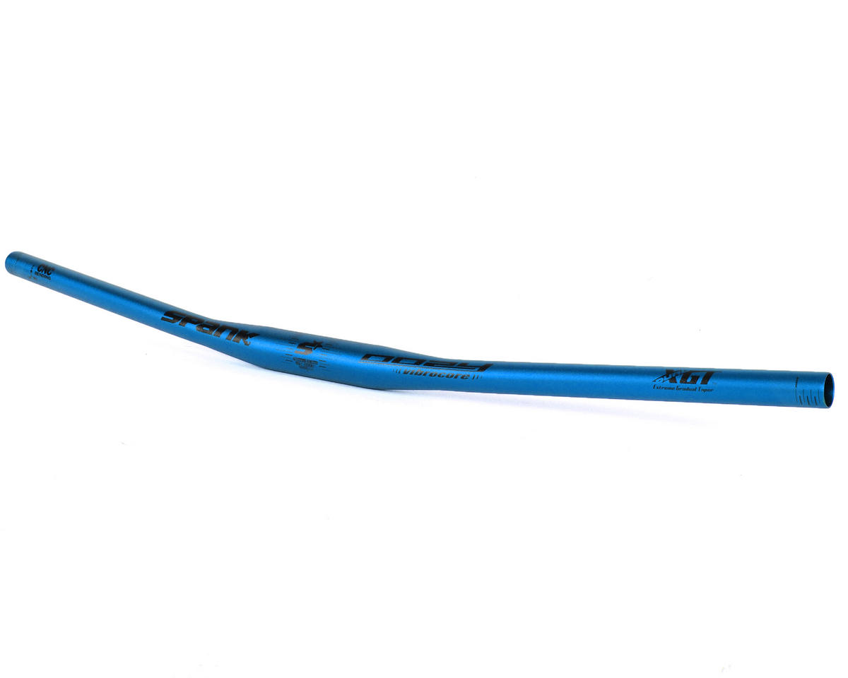 Oozy Vibrocore Riser Bar (15mm Rise) (760mm) (Blue)