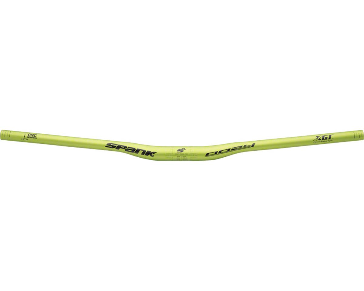 Spank Oozy Trail Bar (Matte Green) (31.8mm) (15mm Rise) (760mm)