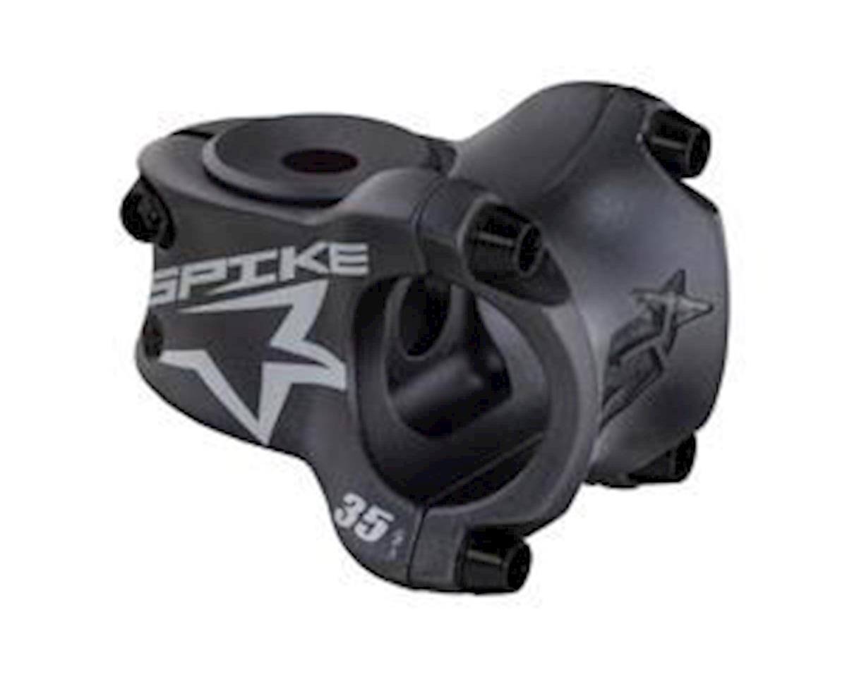 Spank Spike Race Stem 35mm Length, 31.8 Bar Clamp, Black