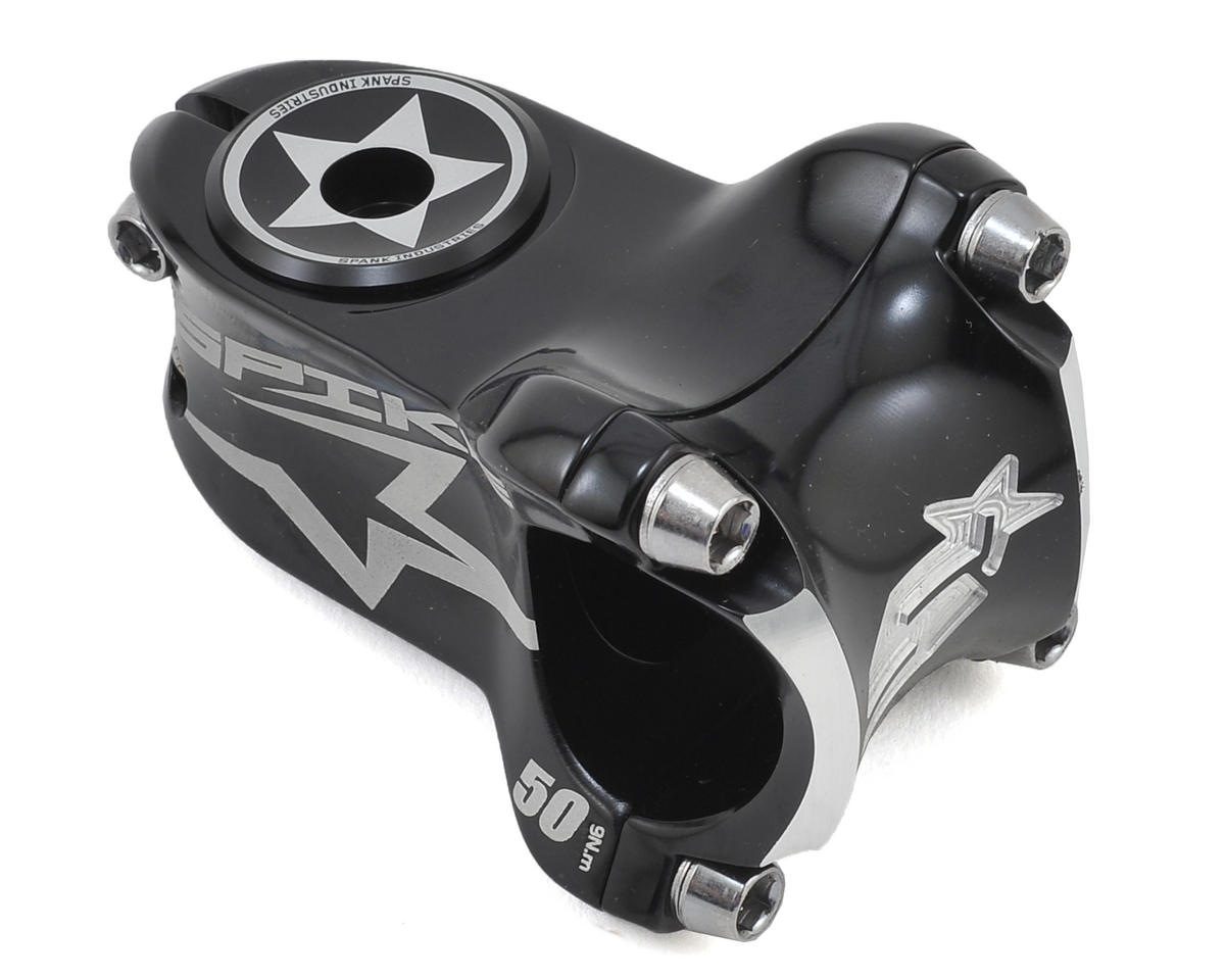 Spank Spike Race Stem (Black) (50mm)